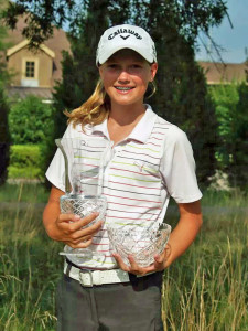 Ashley Gilliam wins the TOC Championship and TGA Player of the Year Honors