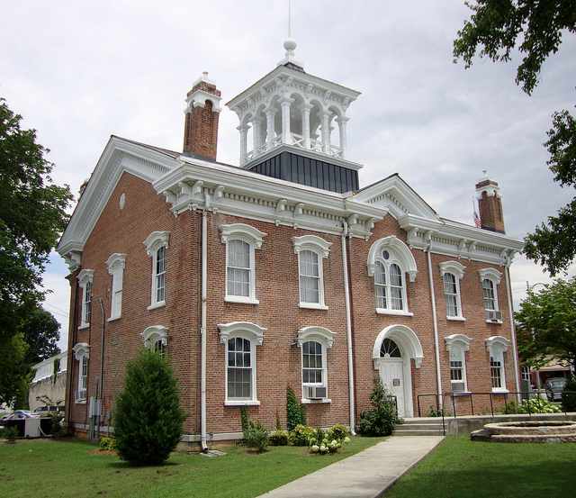 coffee county courthouse