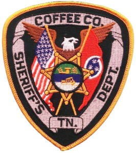 Coffee Co. sheriff patch