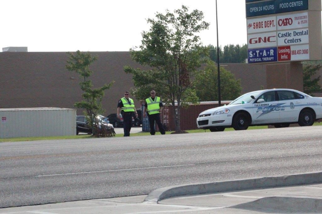The Latest Update On The  Suspicious Package At Tullahoma Wal-Mart