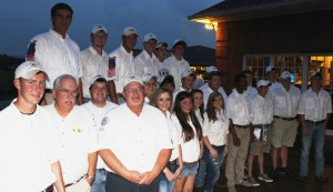 Members of the 2013-2014 Coffee County Claybusters.. Photos by Dennis Weaver