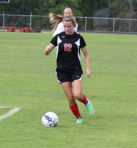CHS sophomore soccer player Makenzie Anderson