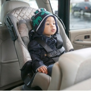 Common Car Seat Mistake: Harness Straps Too Loose and Too Low