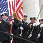 Memorial service held before last year's event.