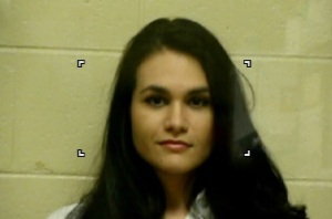 Christina Shohteh Stanford.. Photo provided by the Coffee County Sheriff's Department.