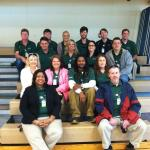 Coffee County Leadership members visiting the Manchester Recreation Center... Photo by Tiffany Clutter