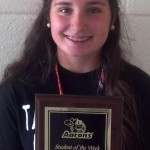 Maggie Partin - Student of the Week