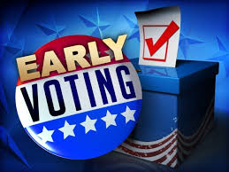 Tuesday is final day to early vote for March 3 primary