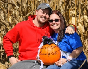 Nick Smith and Rebecca Edwards will always be special to this couple... Information and picture from our news partner WGNS.