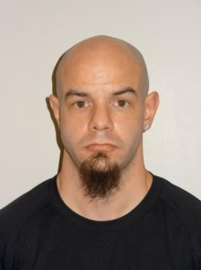 Brandon Shane Grant... Photo from the Tennessee Sexual Offender Registry .