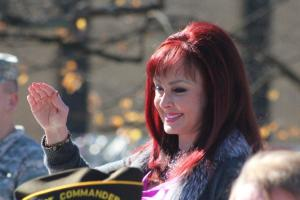 Naomi Judd at last year's event.