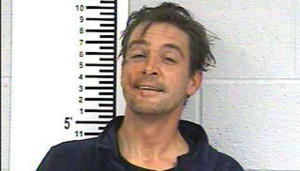 Marc Andrew Castle intake photo from a previous arrest.
