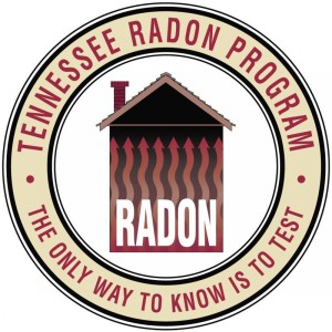 Homeowners across Tennessee are being urged to take action this month by testing for radon. Image credit: Tennessee Department of Environment and Conservation.
