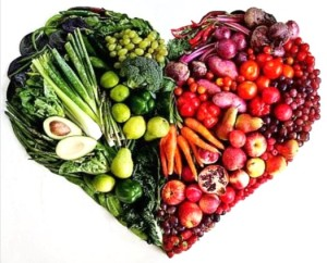 The American Heart Association is reminding people to take steps to improve their heart health this Valentine's Day, including improving their diet and increasing exercise. Photo credit: AHA
