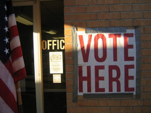 The constitutionality of Tennessee's voter ID law is being called into question with a lawsuit filed in a U.S. District Court in Nashville. Photo courtesy: flickr.com/JasonBrackins