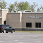 Coffee County Sheriff's Department and Jail... Photo by Barry West