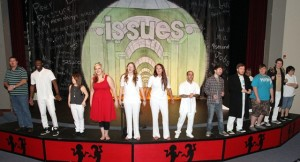 "The Motlow College theatre department will present an original musical, ""Issues"" next week in Powers Auditorium inside Eoff Hall on the Moore County campus. The musical, written by Jeannie Gallant, associate professor of communications at Motlow, and her students, focuses on issues such as bullying, self-image and racism."