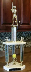 CTC Softball Trophy