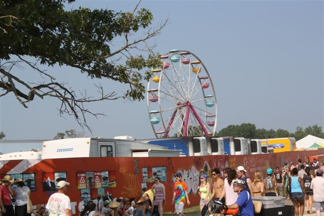Bonnaroo officials asks city for annexation
