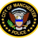 Manchester police patch