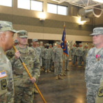 Ceremony held at the 30th Troop Command in Tullahoma on Tuesday... Photo provided.