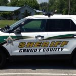 Grundy Co. Sheriff's Car