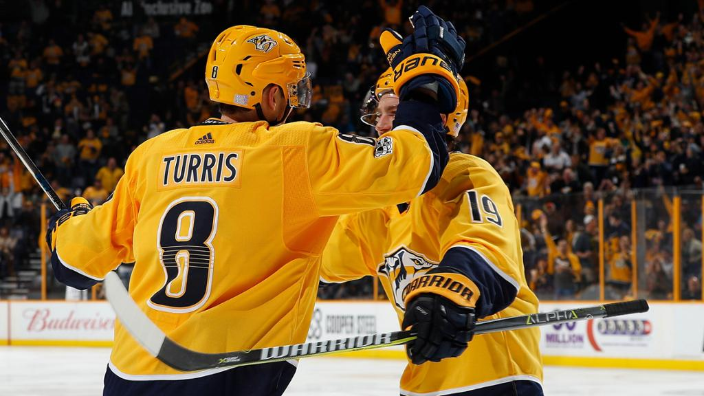 Preds fall to Coyotes to open series