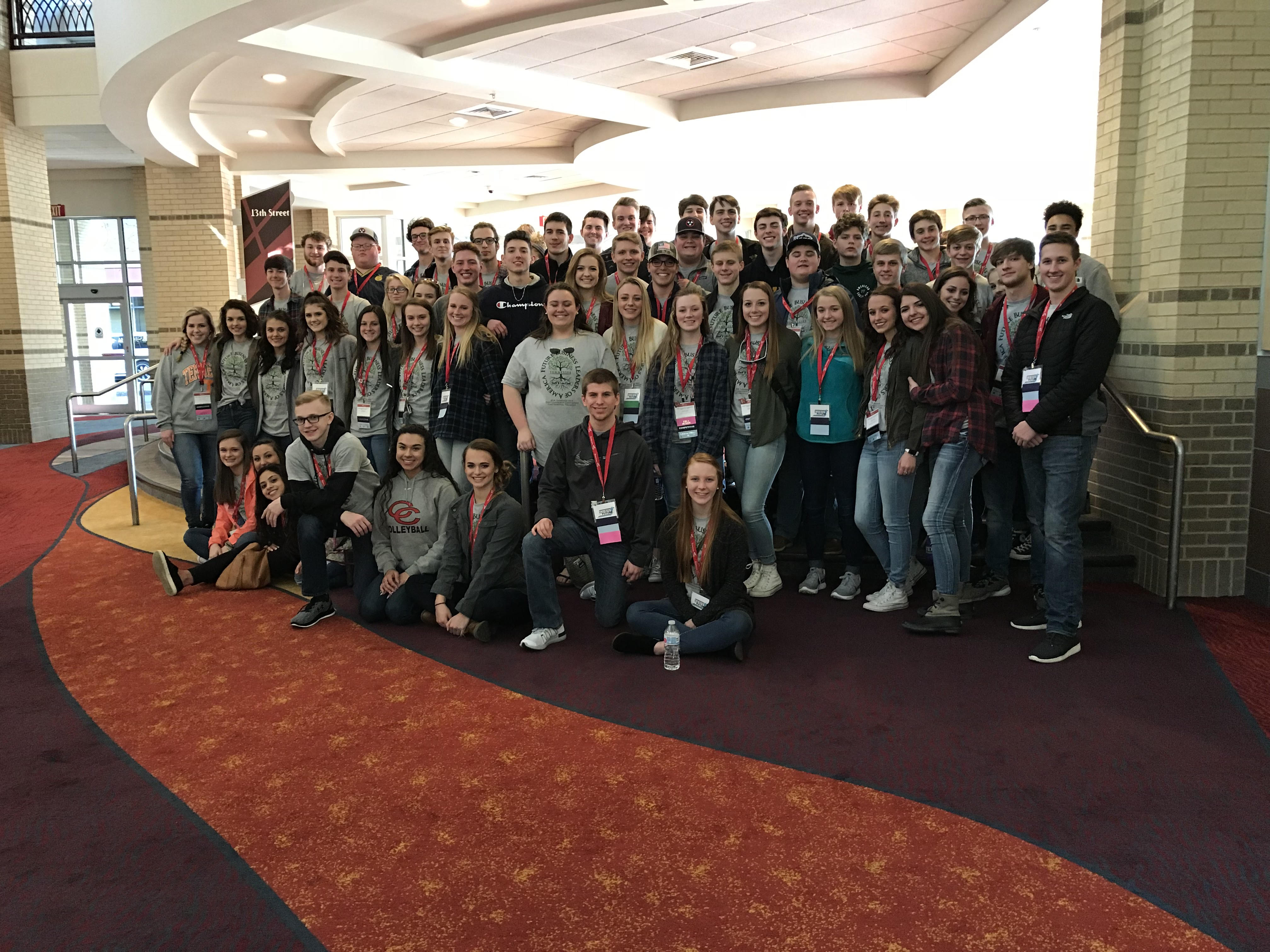 2018 Coffee County Fbla State Competitive Event Results