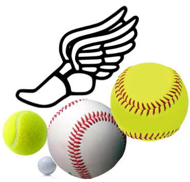 spring sports schedule prep thursday track clipart results monday athletics softball baseball tuesday signup bartlett webster sport friday marcola millennium