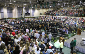 Motlow commencement to be held at MTSU in May 2019