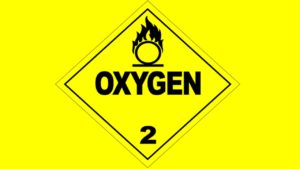 Medical Oxygen Warning from the Tennessee State Fire Marshal