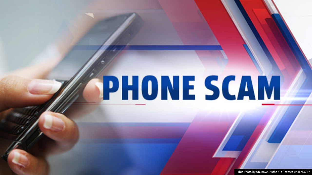 MPD receives reports of local phone scams