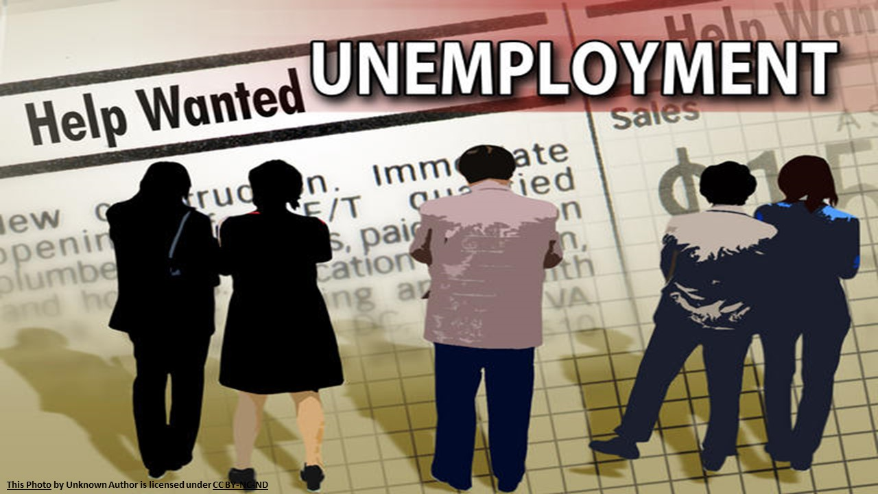 Unemployment numbers continue to shoot up over past two weeks