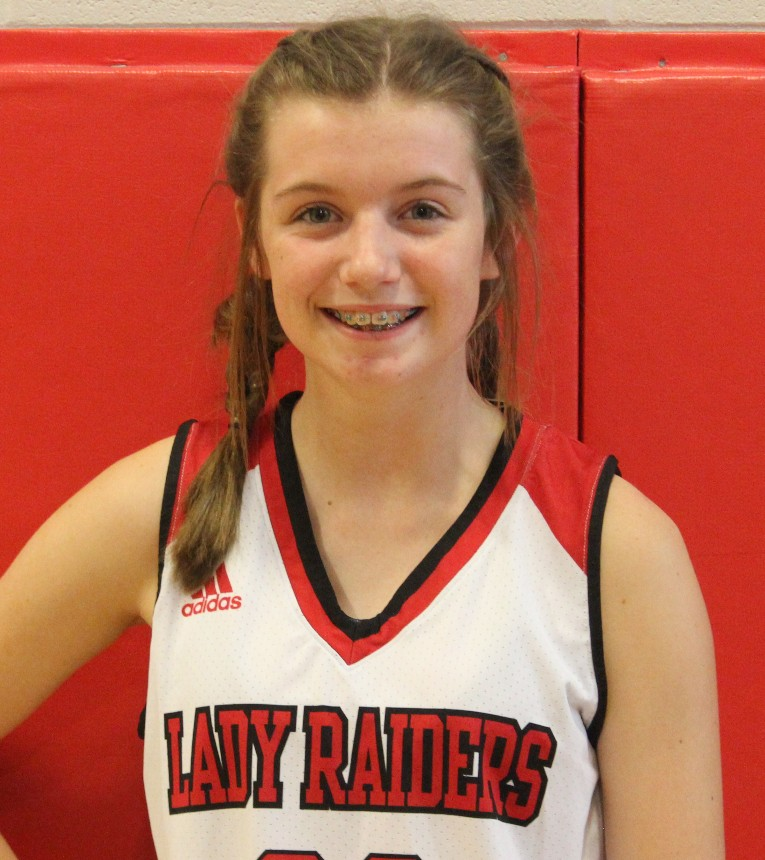 CCMS Lady Raider Basketball Falls in CTC Tournament Finals on Friday