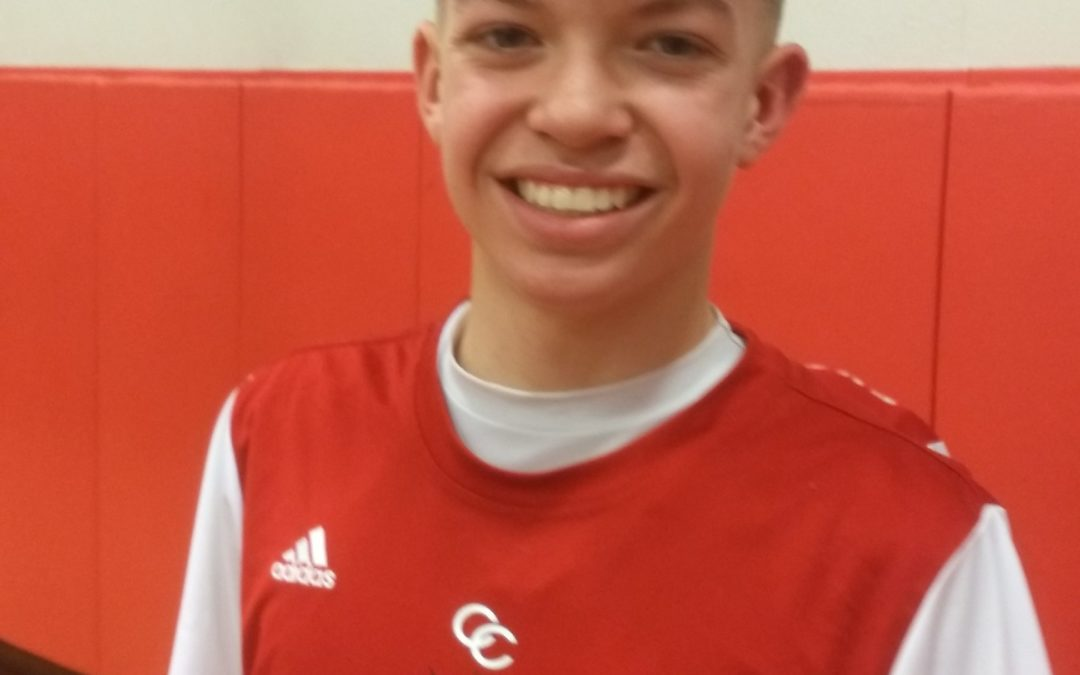 CCMS Red Raiders Punch Ticket to Area Tournament Finals with Friday Win