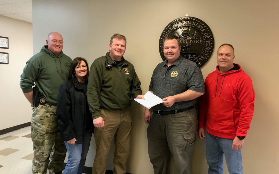 Coffee Co. Sheriff's Dept. gets two vehicles donated
