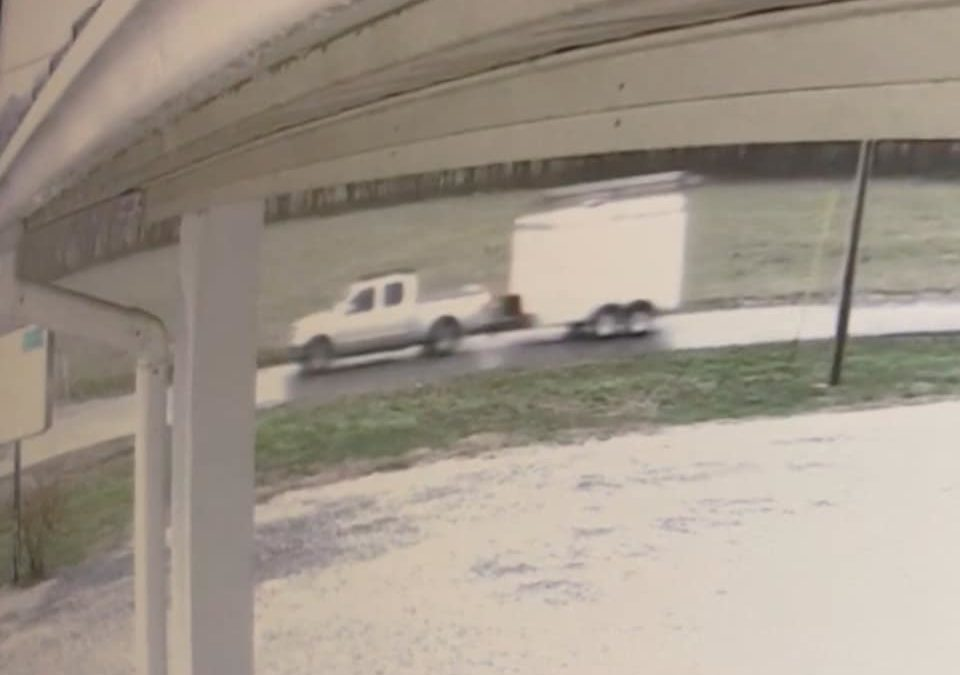 Coffee Co Sheriff's Dept. searching for stolen box trailer