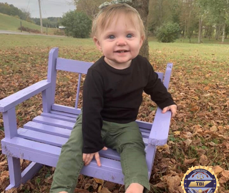 AMBER Alert issued for Tennessee 15-month old