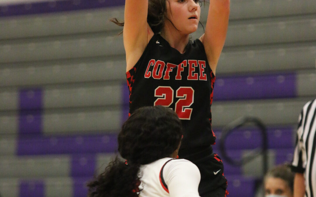 Four Lady Raiders reach double figures in rout of Rebelettes