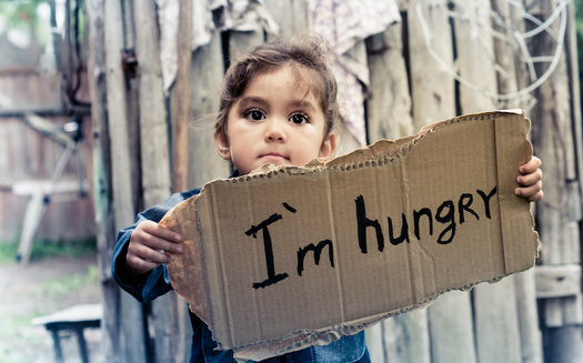 Child hunger on the rise across Tennessee