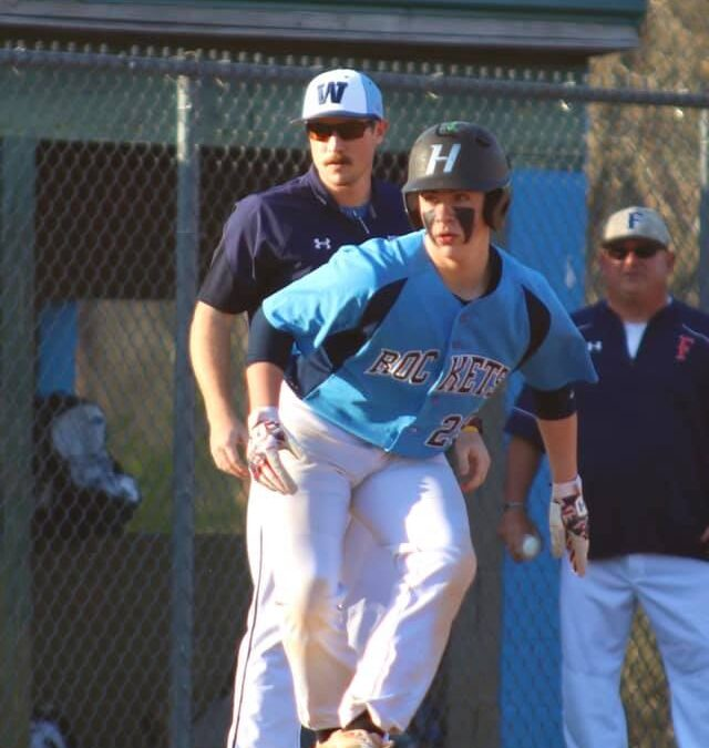 BASEBALL: Rockets put 32 on the board in tournament win over Eagleville