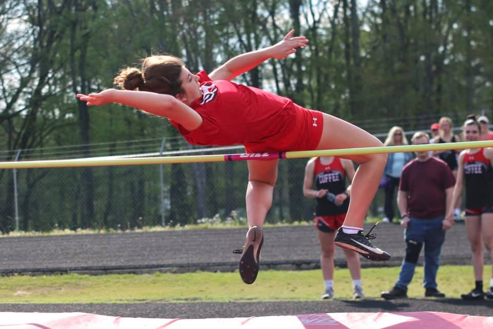 TRACK & FIELD: Raider boys take first, girls second at district meet
