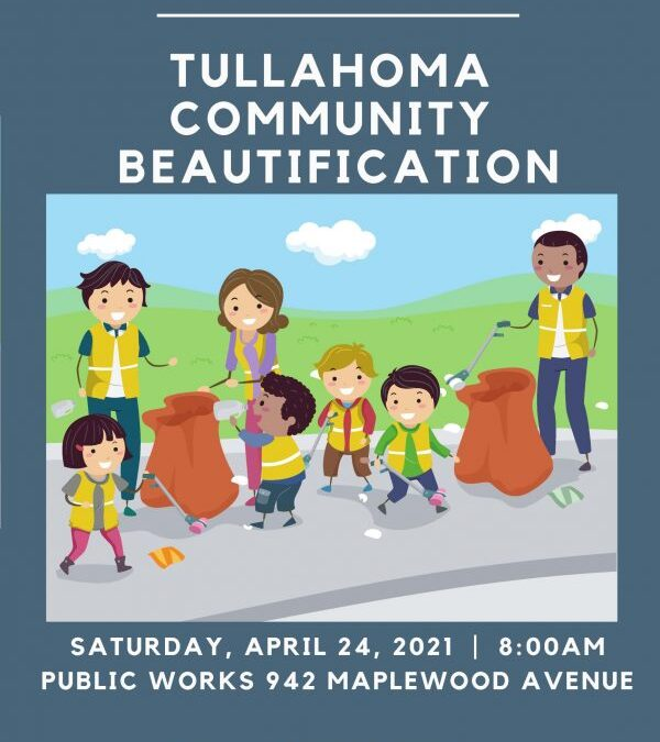 Tullahoma needs volunteers for beautification day