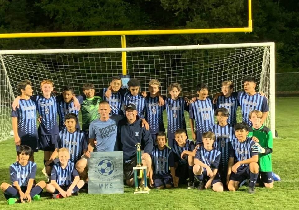 Westwood soccer caps unbeaten season with championship win over Cascade