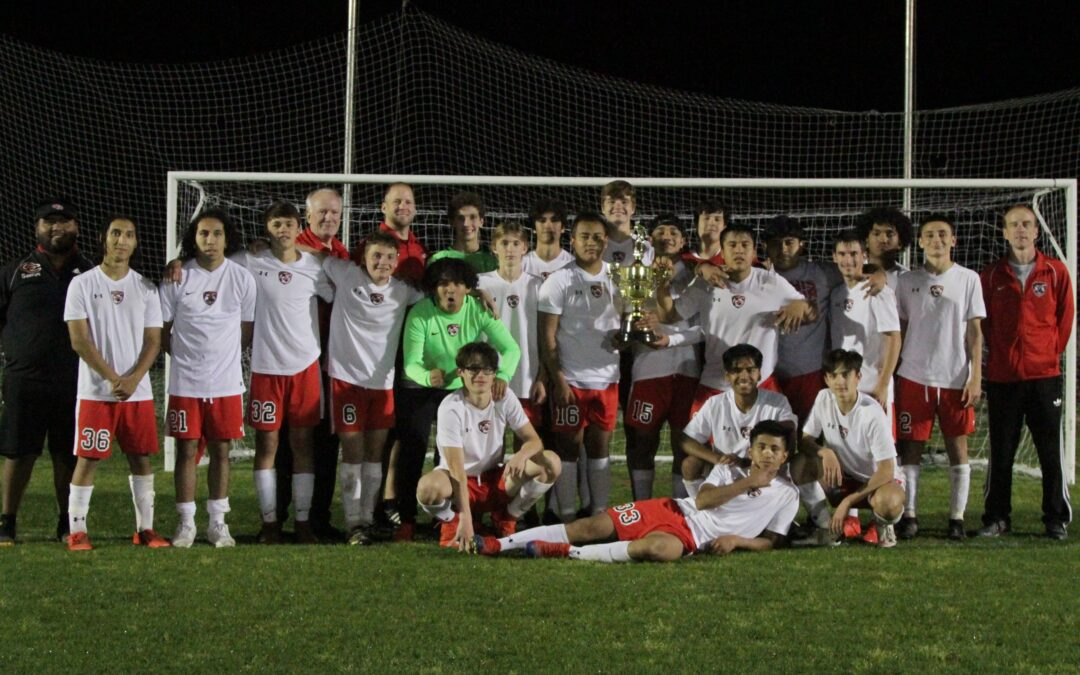 Raider soccer shocks Tullahoma, wins Coffee Cup in 5-3 shootout