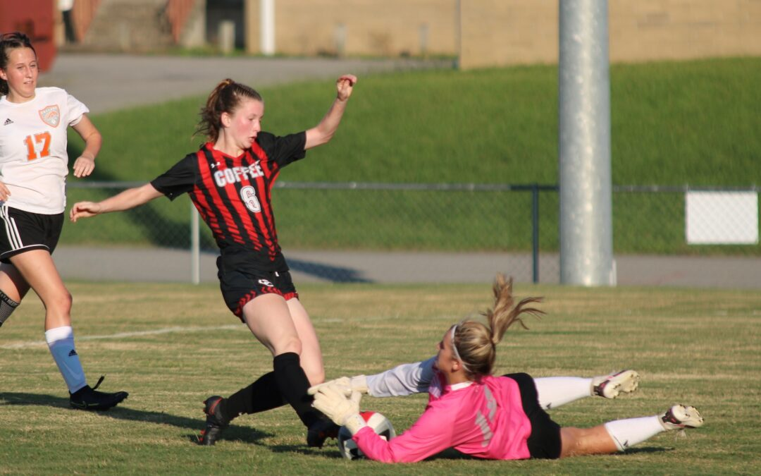TUESDAY SPORTS ROUNDUP: Lady Raider soccer, volleyball roll to wins