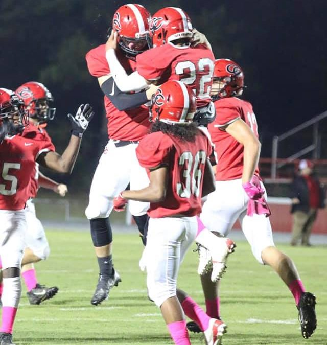 PLAYOFFS LOCKED: Raiders beat Cookeville for third straight win, clinch postseason