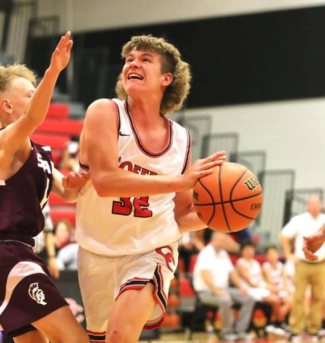 BASKETBALL: Coffee Middle Raiders can't keep pace in loss to White County