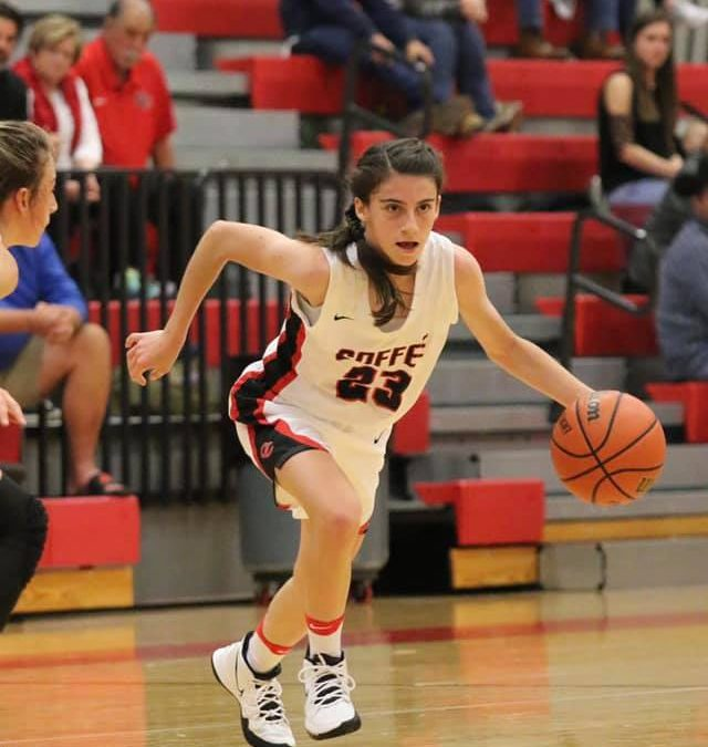 BASKETBALL: Lady Raiders open middle school season with thriller over White County